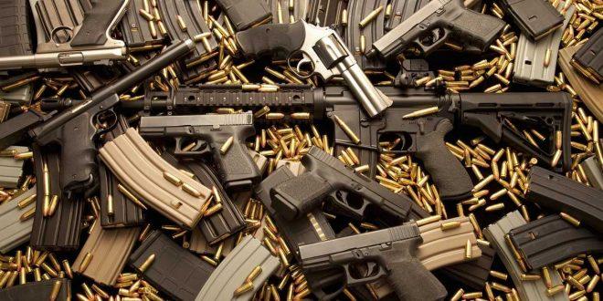 mơ thấy súng